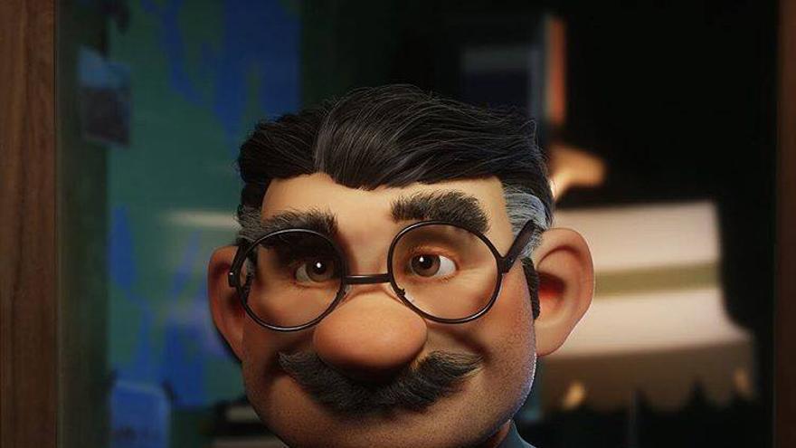 ¿Es el protagonista del anuncio de la lotería producto de un estudio de animación español?