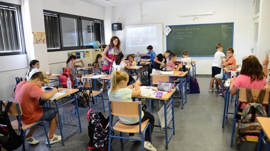 Más de 83.900 alumnos comienzan curso en Infantil, Primaria y Educación Especial en la provincia