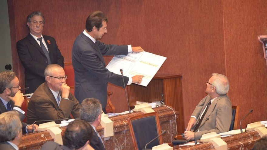 El Senado respalda la reforma del Estatuto de Murcia, cuyo gobierno podrá utilizar el decreto ley en caso de urgencia