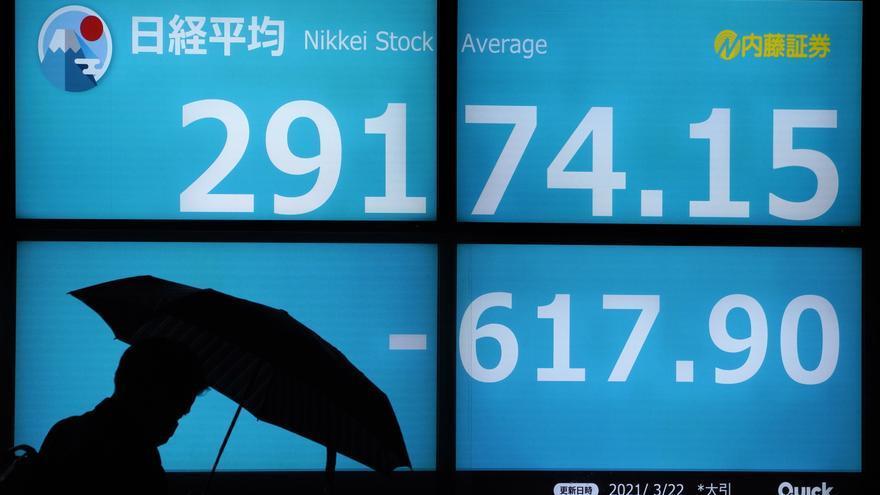 El Nikkei baja un 0,38 % desalentado por la sombra de la inflación en EE.UU.
