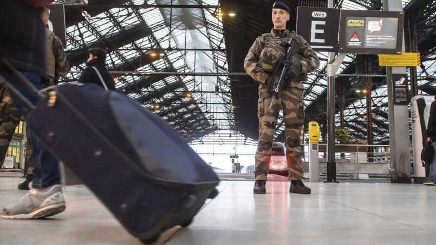 El autor del atentado en Lyon admite haber jurado lealtad al Estado Islámico