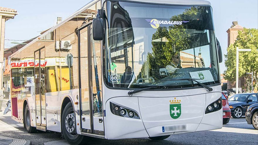 Autobús del Plan Astra