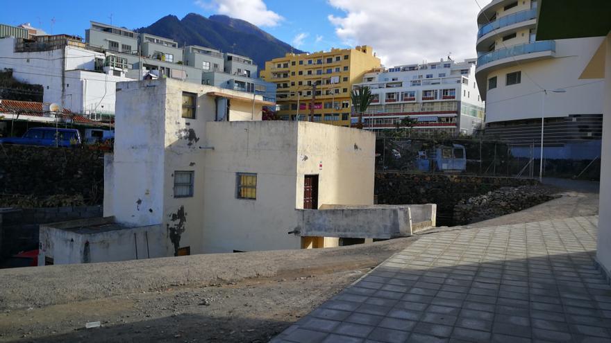 Vivienda en la Calle Joaquín Turina, en el barrio de Argual de Los Llanos de Aridane.