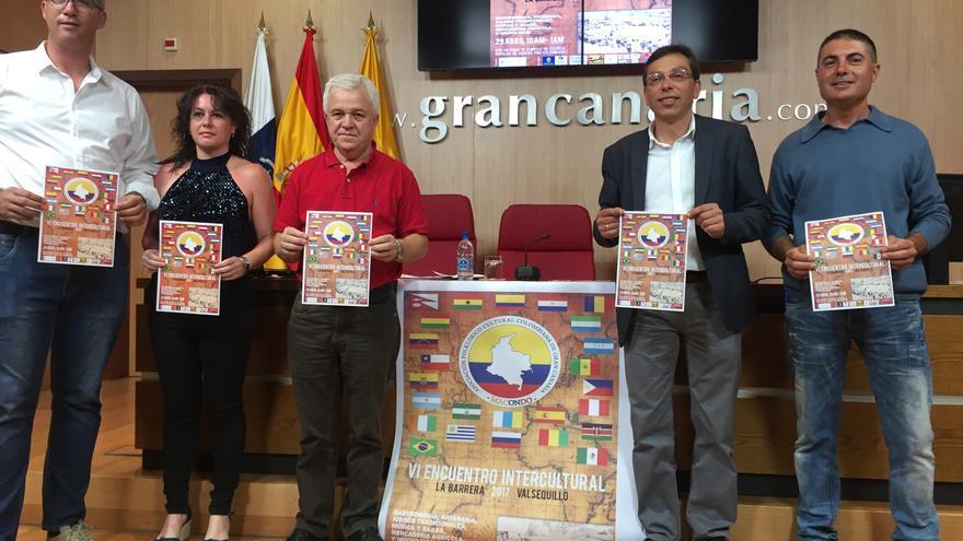 VI Encuentro Intercultural de La Barrera