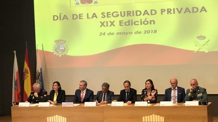 Cantabria celebra el Día de la Seguridad Privada como una de las comunidades más seguras del país