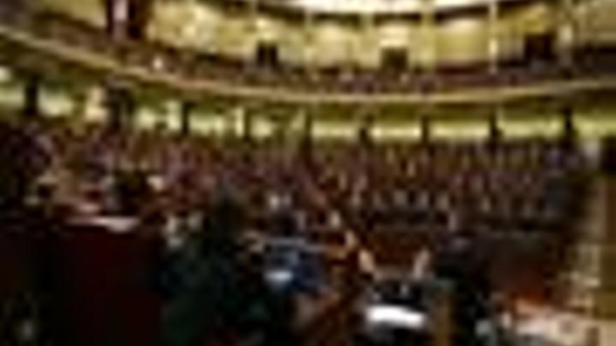 PSOE salva sin derrotas la primera jornada de votaciones de los PGE en el Congreso