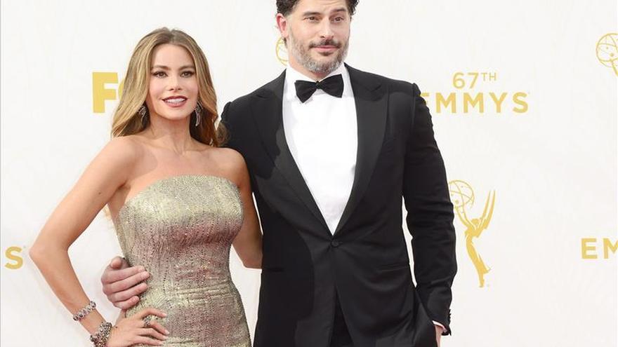 Sofía Vergara y Joe Manganiello llegan a Florida para recibir a los invitados de su boda