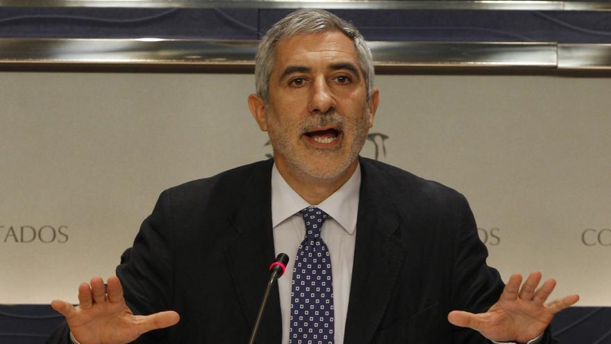 """Llamazares dice que la intervención de España """"ya está en marcha"""" y sólo falta conocer las """"contrapartidas"""""""