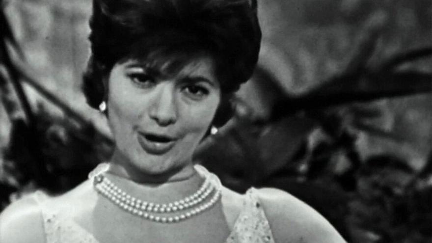 Conchita Bautista, en Eurovisión 1961