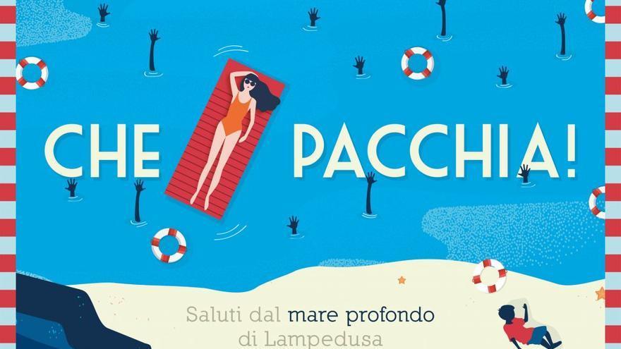 Tarjeta diseñada por  Simona Conti.