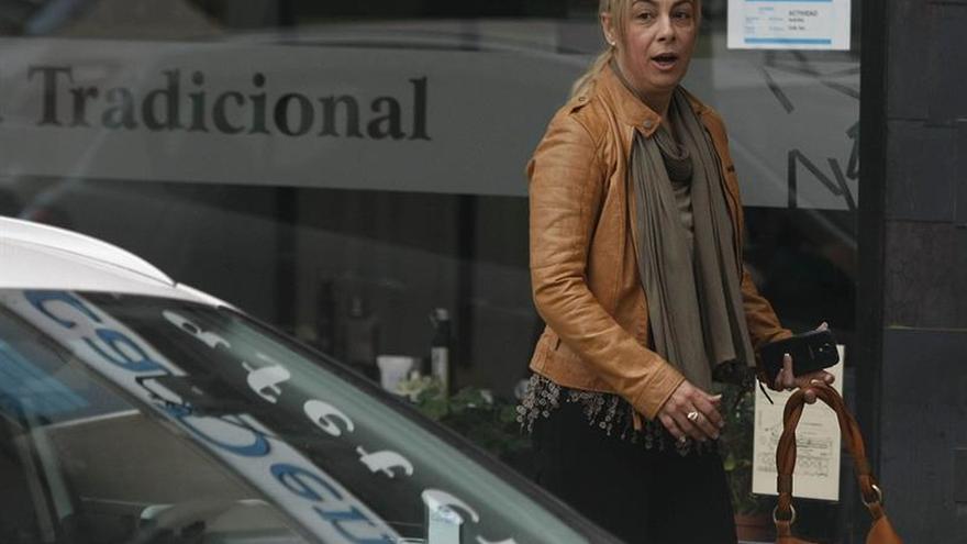La exalcaldesa de Alicante, Sonia Castedo