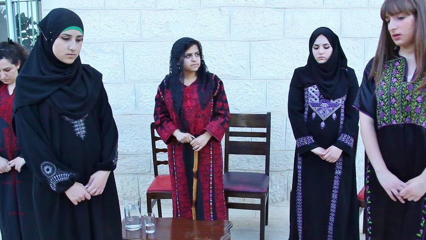 Bernarda Alba en Palestina