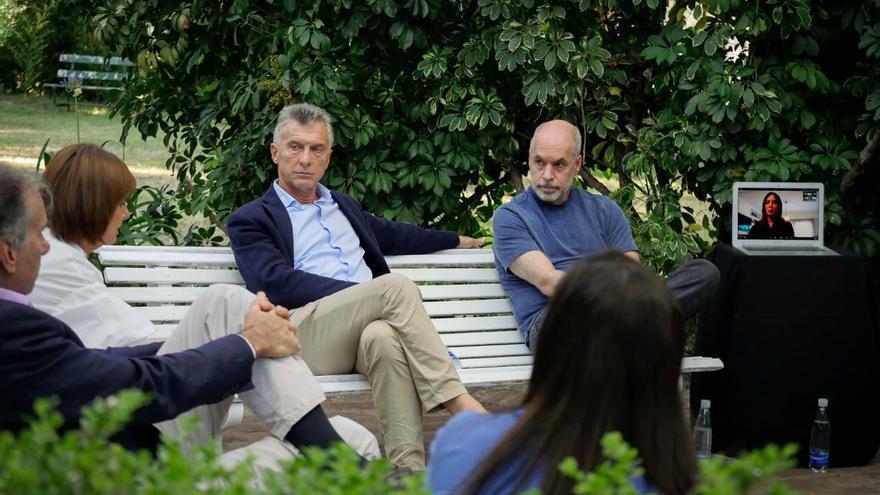 Tras varios meses de frialdad, Rodríguez Larreta busca aplacar las diferencias con Macri.