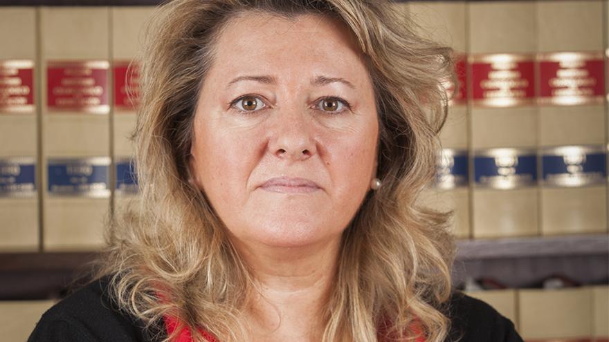 Filomena Peláez, presidenta Subcomisión