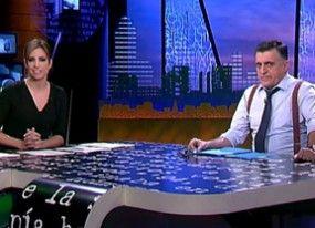 Pésame y explicación de Sandra Sabatés en 'El Intermedio' el día de la catástrofe aérea