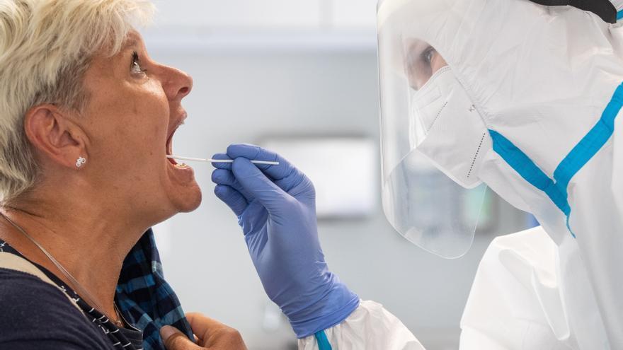 Identificado el primer caso de variante brasileña del coronavirus en EE.UU.