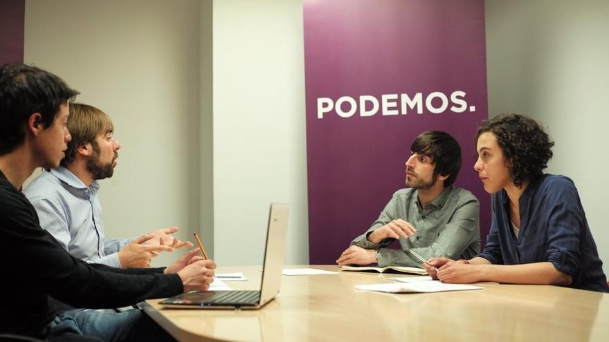 """Podemos Euskadi dice que PNV es """"bienvenido"""" a un acuerdo para que Rajoy no gobierne"""