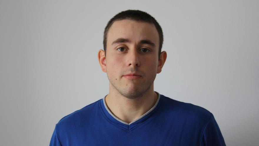 Marten (25) hizo una formación profesional dual y desde entonces solo ha encontrado trabajos temporales precarios