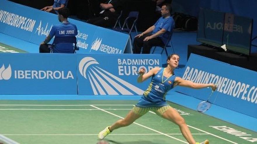 Bádminton: Carolina Marín no pasa de las semifinales en el Open de China