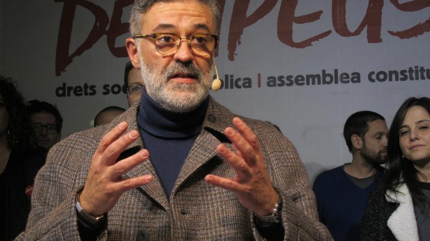 """La CUP quiere entrar en el Gobierno catalán y reivindica la unilateralidad si el diálogo """"no lleva a ninguna parte"""""""