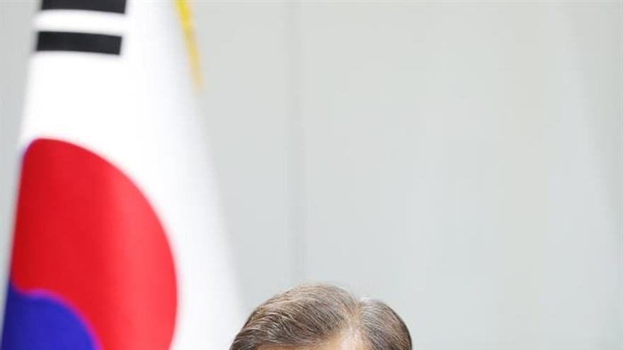 """El Presidente surcoreano pide """"una respuesta contundente"""" contra Corea del Norte"""