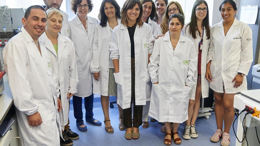 Equipo del Instituto de Investigación Sanitaria de Aragón.