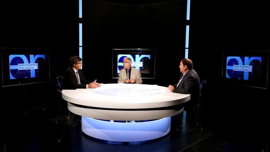 """Puigdemont ve """"muy buena fórmula"""" el tándem Mas-Munté para liderar la nueva CDC"""