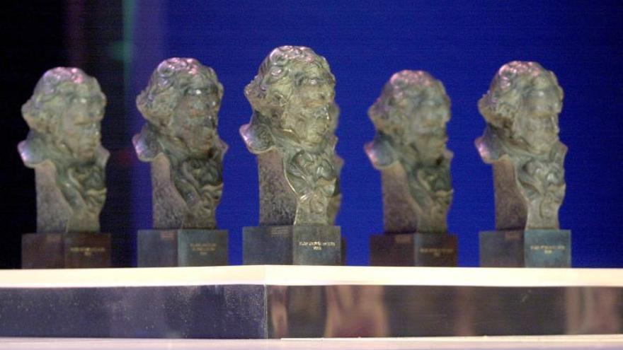 Los nominados a los Premios Goya 2020 se darán a conocer el 2 de diciembre