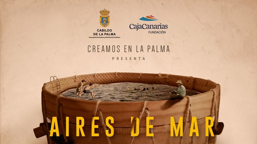 Cartel del festival 'Aires de Mar'.