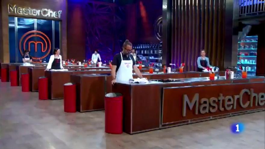 'MasterChef 8' en su semifinal