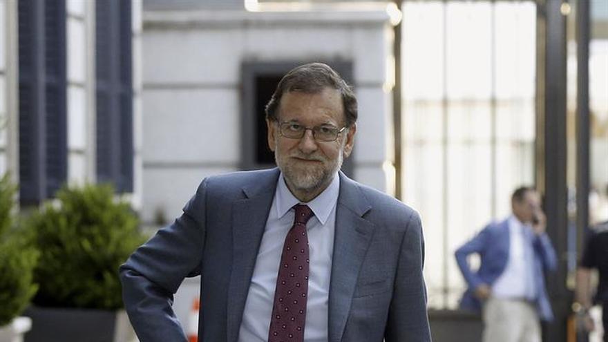 Rajoy avala a Montoro y Catalá tras recordar que sólo él nombra los ministros