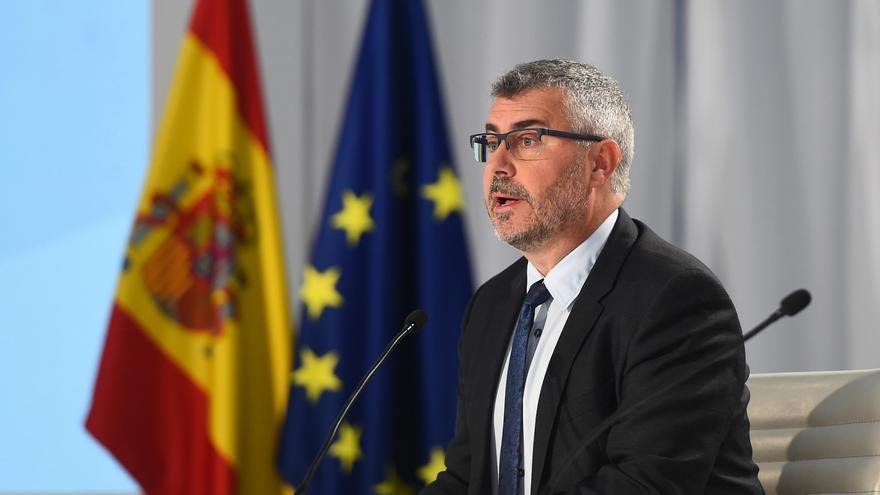 Miguel Ángel Oliver dejará de ser secretario de Estado de Comunicación