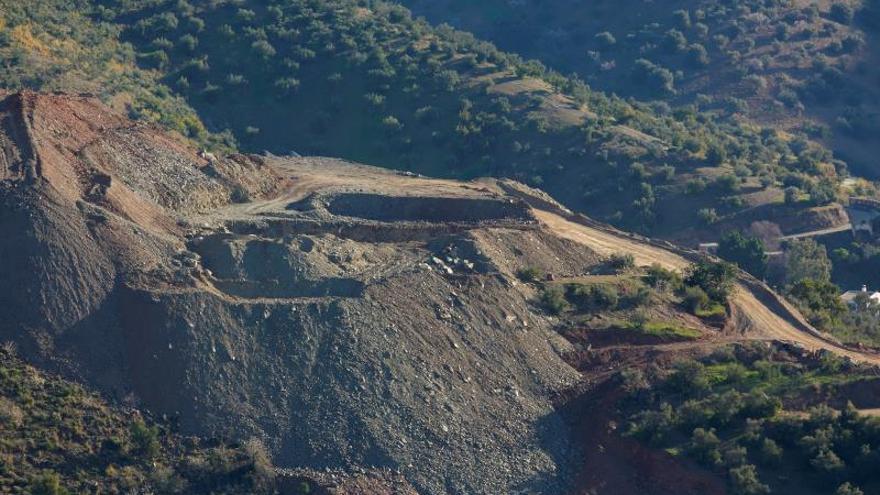 La Junta de Andalucía podrá reclamar el coste del rescate de Julen en Totalán