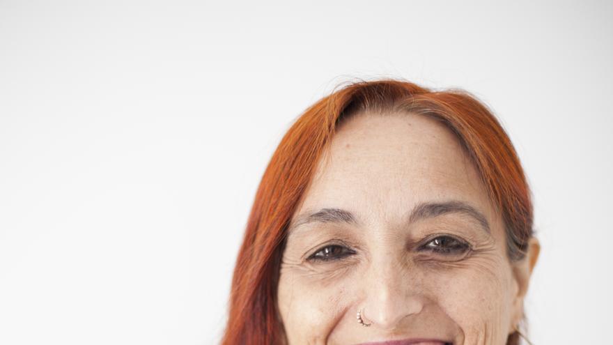 Helena Maleno, defensora de derechos humanos en la Frontera Sur.