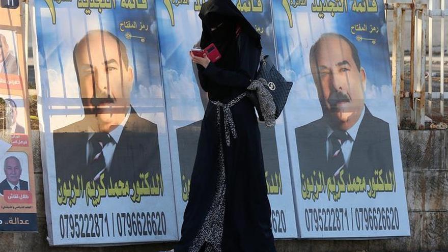 Abren los colegios electorales en Jordania