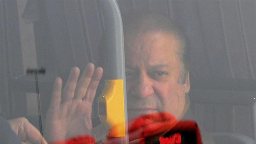 El Supremo paquistaní ordena una comisión para investigar las sociedades del primer ministro Sharif