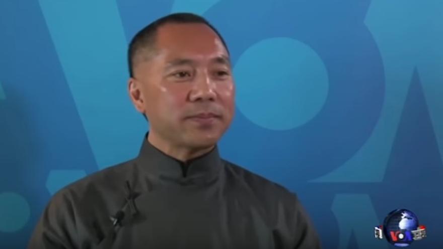 Guo trata de evitar un destino similar al de otro multimillonario, Xiao Jianhua, que fue secuestrado del hotel Four Seasons de Hong Kong // La Voz de América