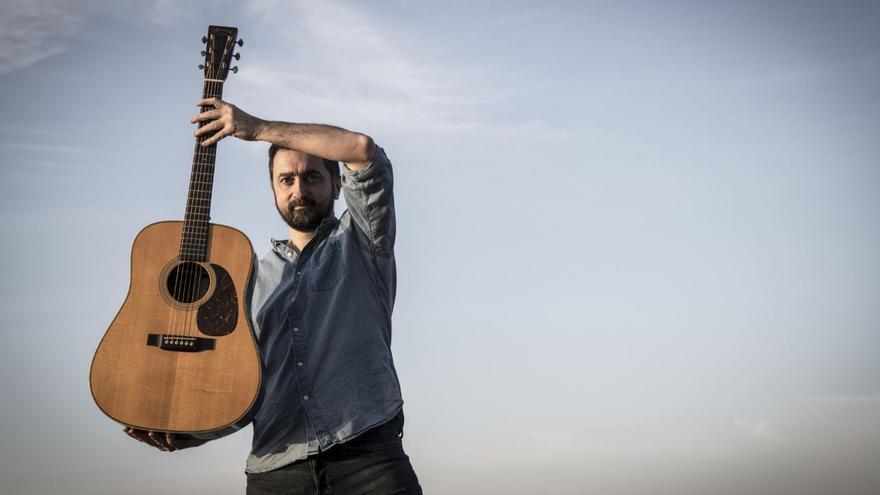 El cantautor valencià Feliu Ventura