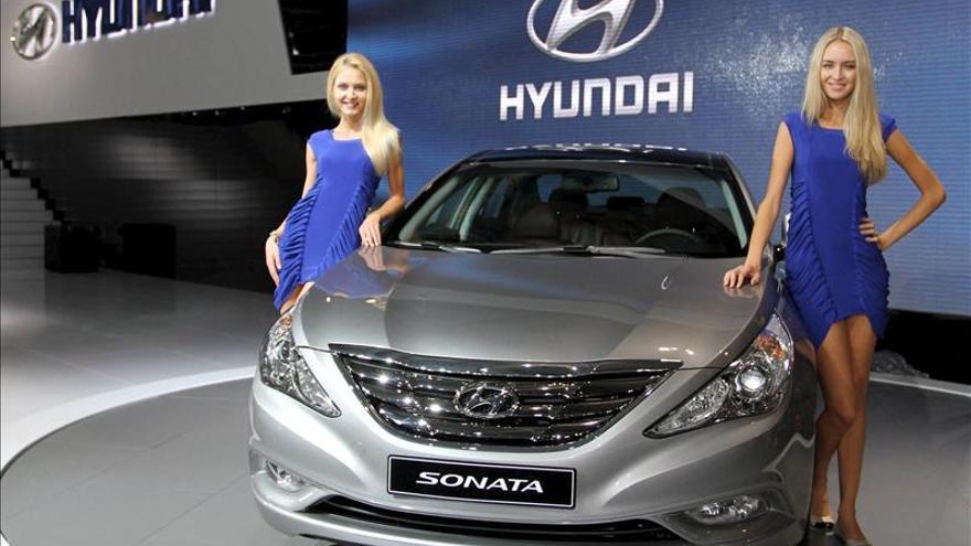 Hyundai Motor ganó 6.400 millones de euros en 2012, un 11 por ciento más