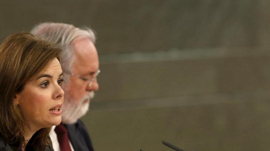 El Gobierno recuerda a quienes critican las detenciones que un juez las autoriza