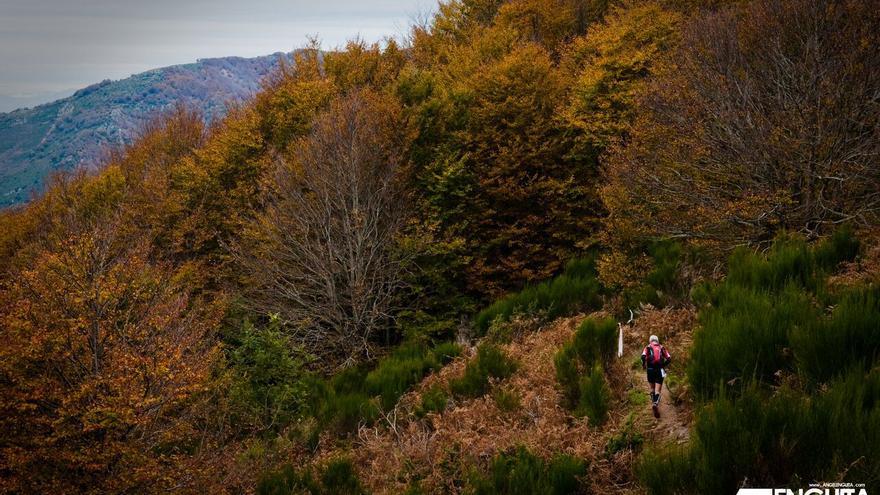 Marató del Montseny.