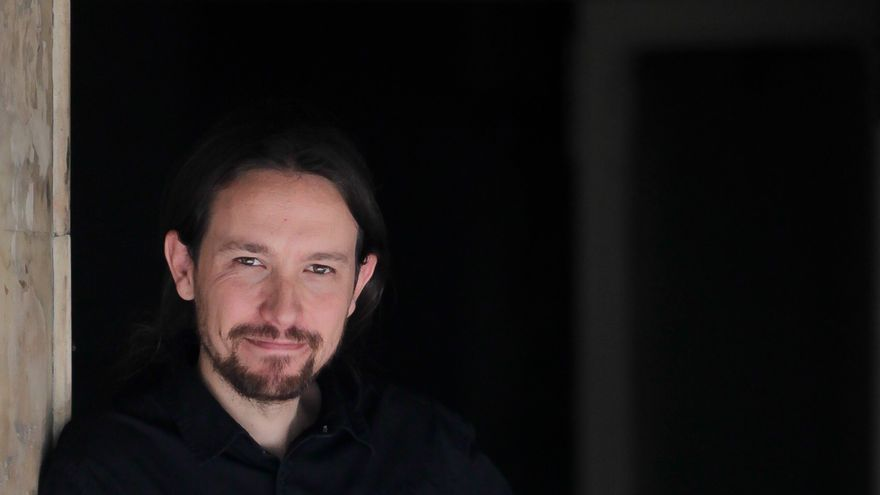 El líder de Podemos, Pablo Iglesias. / Marta Jara