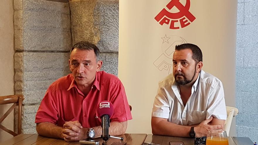 """Enrique Santiago (PCE) sobre la renovación del PP: """"¿Qué podemos esperar de una organización criminal?"""""""