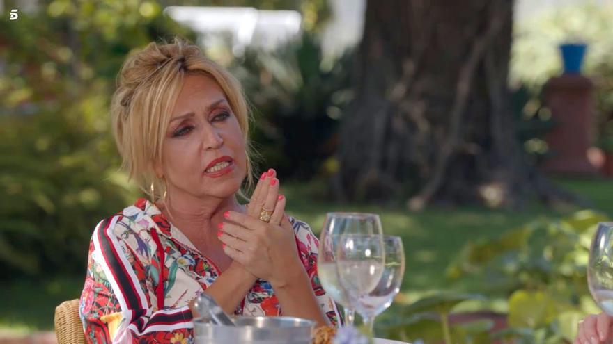 Lydia Lozano en 'Mi casa es la tuya'