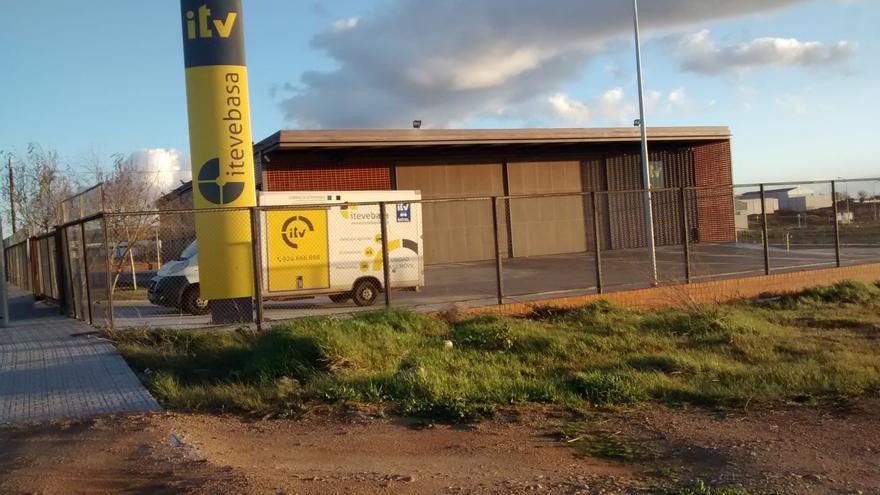ITV de Almendralejo, una de las privatizadas