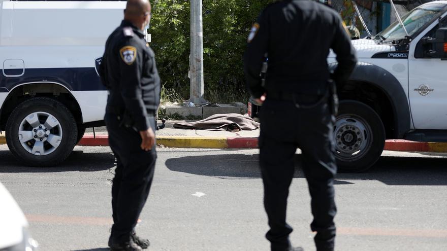 Una palestina herida por fuego israelí al intentar apuñalar a unos soldados