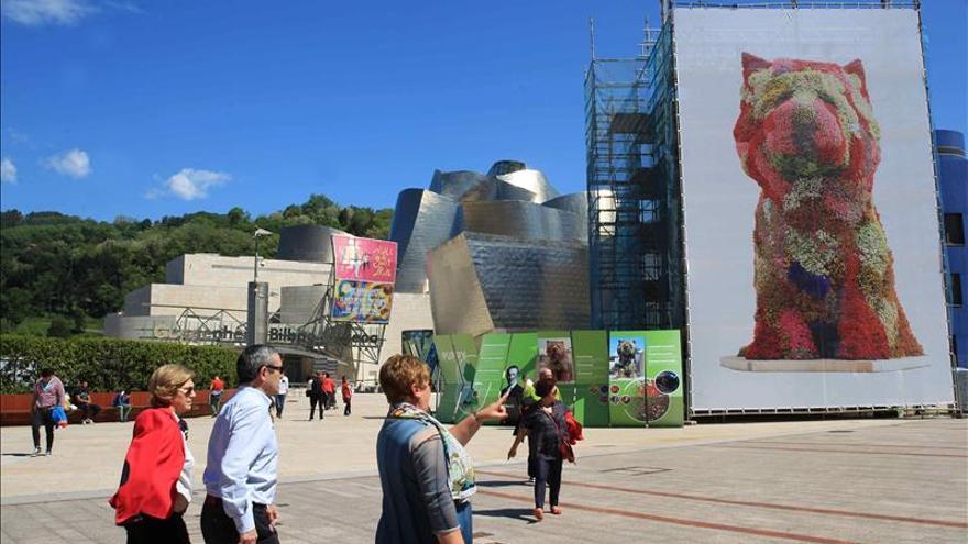 La exposición de Saint Phalle en el Guggenheim de Bilbao ha recibido 250.000 visitas