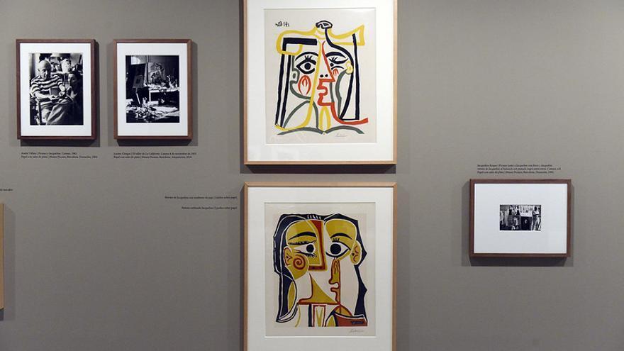 Picasso, Modelos de deseo.