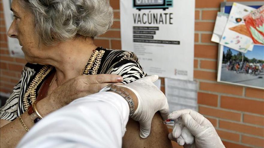 Vacunas frente a la gripe