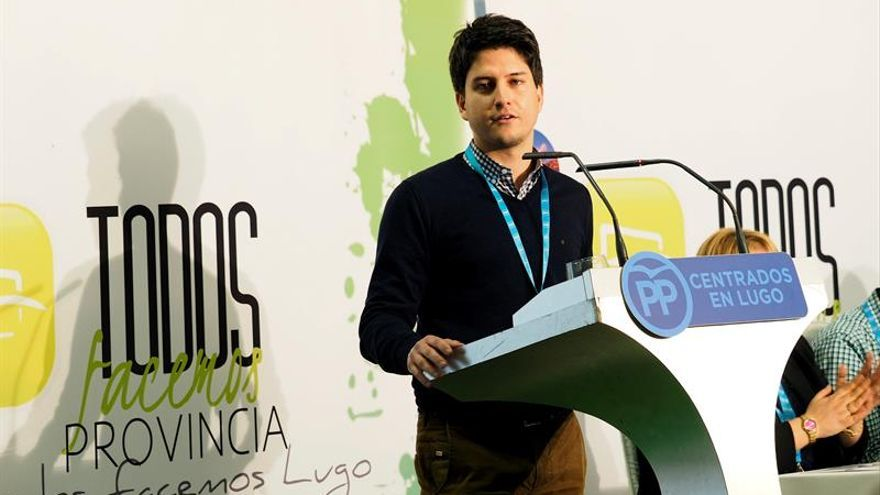 El vigués Diego Gago será el próximo presidente de Nuevas Generaciones del PP